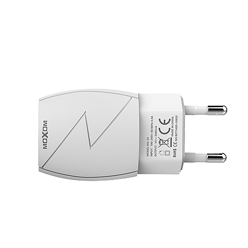 Fast Wall Charger 12W Single USB Port