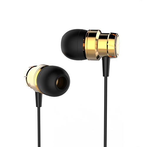 Super Bass In-Ear Earphones 3.55mm Volume Control Earphone With Mic For iPhone, Samsung,Xiaomi,Huawei
