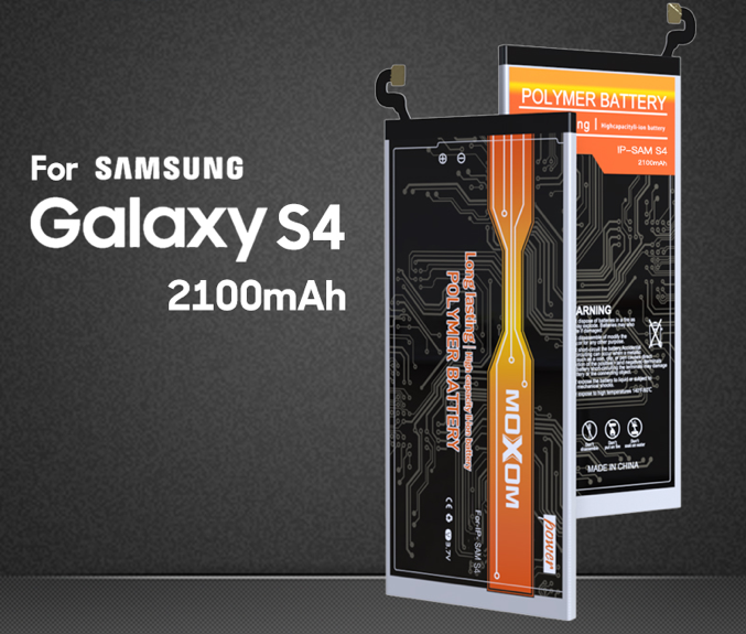 2600mAh High Quality Original Battery For Samsung Galaxy S4