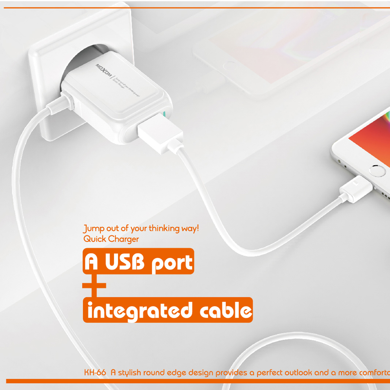 EU Plug 3.4A USB Port Wall Charger Adapter Charger Adapter With Android